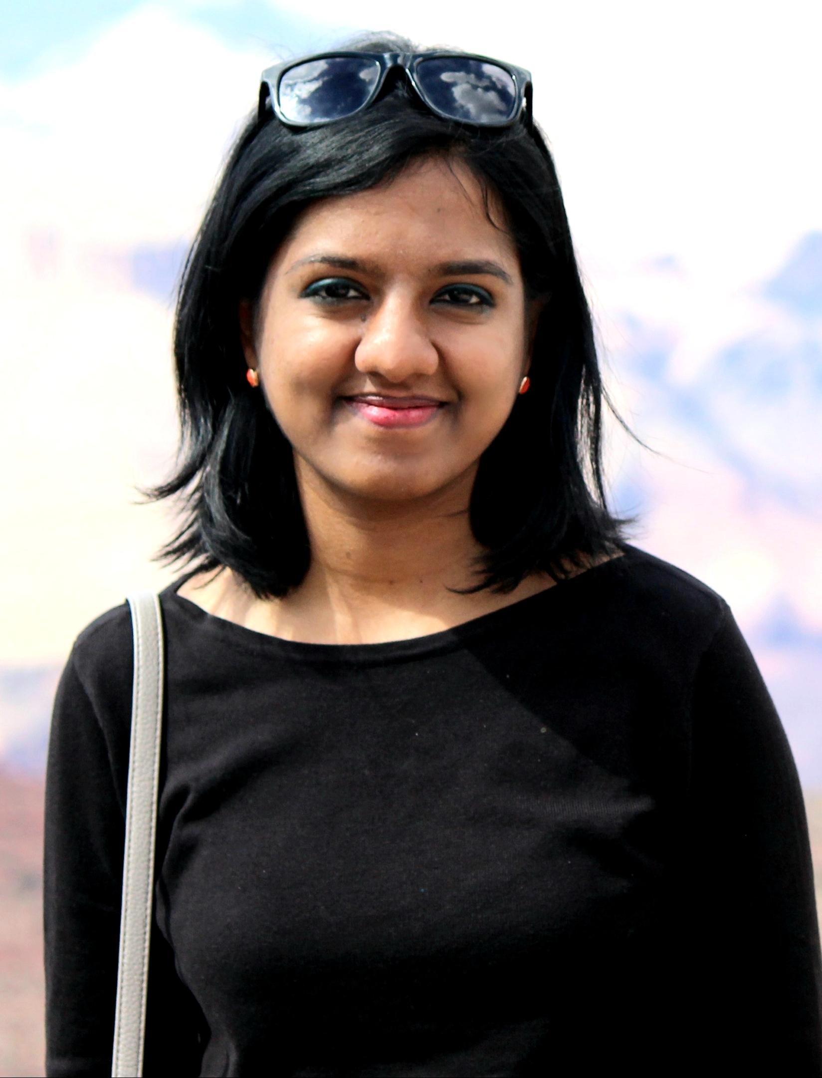 Subhashree Radhakrishnan